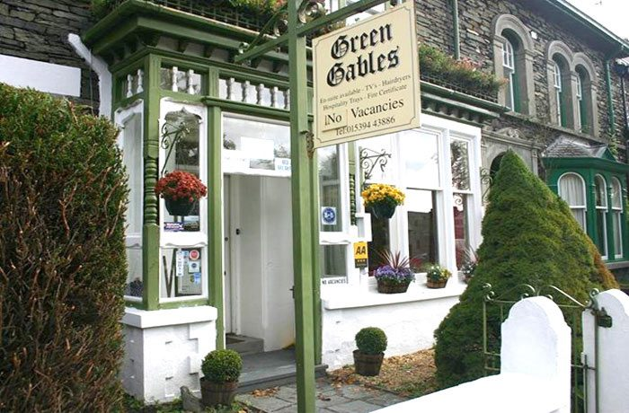 Green Gables Guest House, Lake Windermere