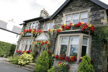 The Howbeck 5* Guest House, Windermere, Lake District