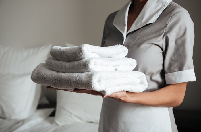 Westmorland Towels and Laundry Suppliers, Lake District, Cumbria