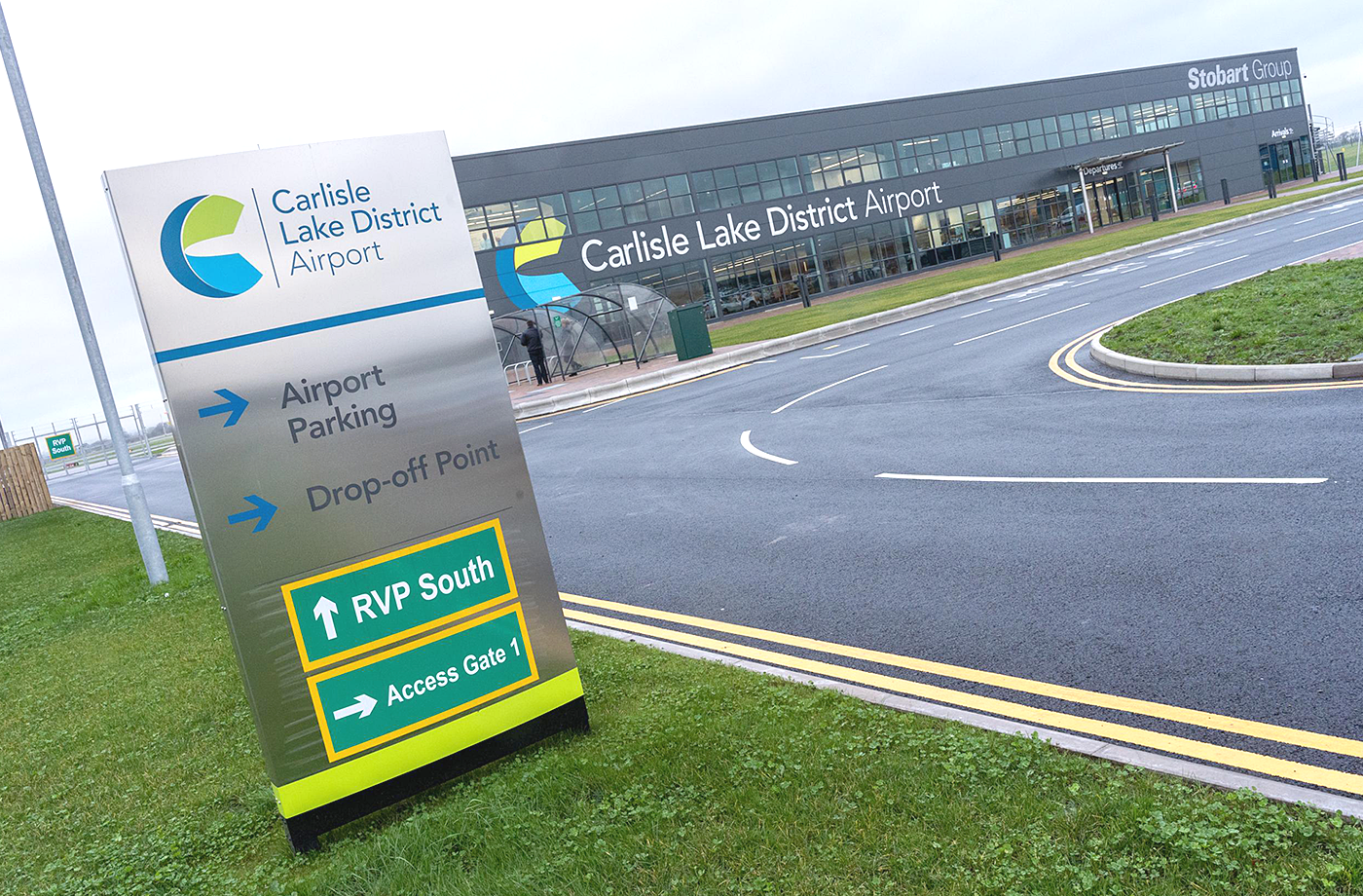 Carlisle Lake District Airport